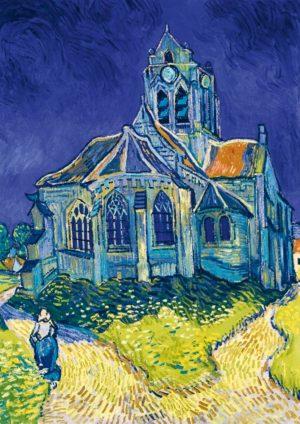 Vincent van Gogh Die Kirche von Auvers